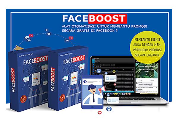 FaceBoost, Cara Promosi Praktis Iklan Gratis di Facebook