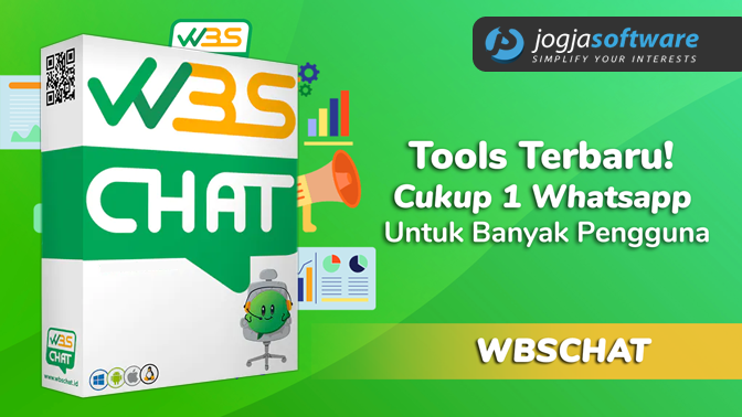 WBS Chat, Cara WhatsApp Digunakan Banyak Perangkat